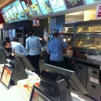 Photo taken at KFC by Alex P. on 1/30/2014