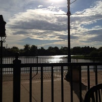 Photo taken at Flat River Grill by Mike W. on 6/17/2013