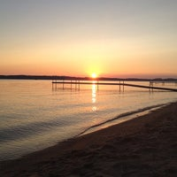 Photo taken at West Arm Grand Traverse Bay by Mike W. on 8/17/2013