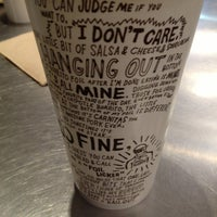 Photo taken at Chipotle Mexican Grill by Cassidy B. on 2/9/2013