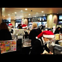 Photo taken at Tokyu Store by SHINYA K. on 12/3/2012