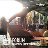Photo taken at Forum by Vlado M. on 3/23/2013