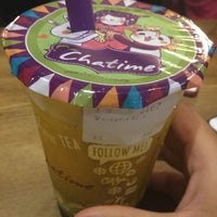 Photo taken at Chatime by Hariz E. on 6/7/2016