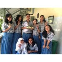 Photo taken at SMA Negeri 5 Surabaya by gladys a. on 3/21/2014