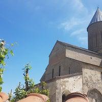 Photo taken at Alaverdi Monastery | ალავერდის მონასტერი by Sergey P. on 5/4/2018
