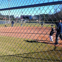 Photo taken at Trussvile Sports Complex by Johnny A. on 3/3/2013