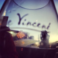 Photo taken at The Vincent by Chris B. on 3/12/2013