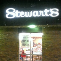 Photo taken at Stewart's Shops by Michelle A. on 2/24/2013
