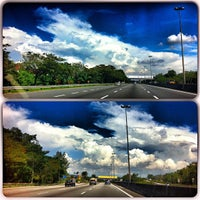 Photo taken at Kesas Hwy. by Janus D. on 11/25/2012