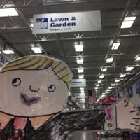Photo taken at Lowe's Home Improvement by Shittersfull RV T. on 4/9/2017