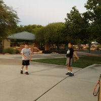 Photo taken at Summerlin tennis Club by Shittersfull RV T. on 11/7/2012