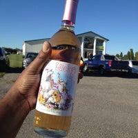 Photo taken at Torrey Ridge Winery by Mashood O. on 10/12/2013