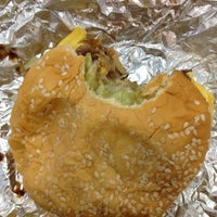 Photo taken at Five Guys by Ray D. on 10/26/2012