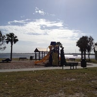 Photo taken at Martin County Causeway Park by Mike M. on 11/18/2012