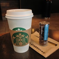 Photo taken at Starbucks by I B. on 4/21/2013
