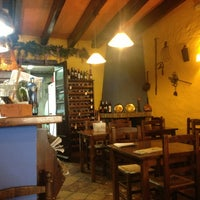 Photo taken at El Celler Vell by Ivan F. on 9/3/2013