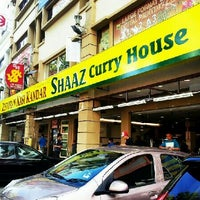 Photo taken at Shaaz Curry House by XavIrman Jr. on 2/11/2013