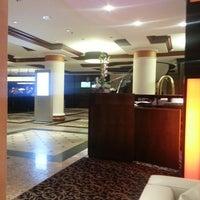 Das Foto wurde bei Leipzig Marriott Hotel von Mutenda T. am 7/22/2013 aufgenommen