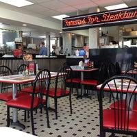 Photo taken at Steak 'n Shake by Bruce C. on 6/22/2014
