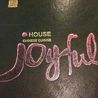 Photo taken at Joyful House Chinese Cuisine by Melynda on 10/19/2012