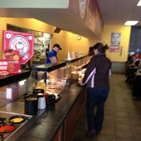 Photo taken at Cici's Pizza by Neil M. on 3/25/2013