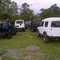 Photo taken at Lapangan Pramuka Cadika Johor by Gilang R. on 5/5/2013