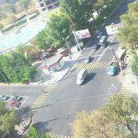 Photo taken at Yerevan Physics Institute Park   Երևանի ֆիզիկայի ինստիտուտի այգի by Tiko H. on 8/17/2013