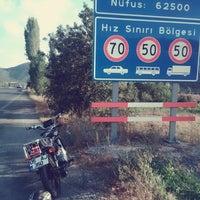 Photo taken at turhal yolu by Mustafa A. on 9/7/2016