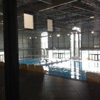 11/18/2012에 Senem ve Anıl A.님이 İTÜ Olimpik Yüzme Havuzu에서 찍은 사진