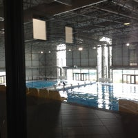 11/18/2012にSenem ve Anıl A.がİTÜ Olimpik Yüzme Havuzuで撮った写真