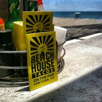 Photo taken at Beach House Tacos by Bob S. on 6/16/2013