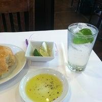 Photo taken at Romano's Macaroni Grill by Bob S. on 9/12/2013