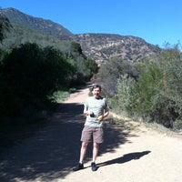 Photo taken at Shelf Road in Ojai by Bob S. on 4/17/2013