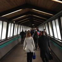 Photo taken at Bainbridge Island Ferry Terminal by Rick G. on 4/18/2013