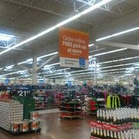 Photo taken at Walmart Supercenter by Mike B. on 12/24/2016