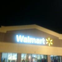 Photo taken at Walmart Supercenter by Mike B. on 11/26/2016