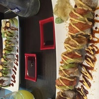 Photo taken at C'Roll Sushi by Catherine C. on 7/2/2014