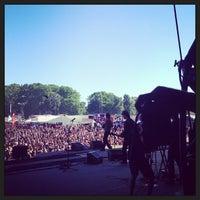 Photo taken at Sweden Rock Festival by Erik F. on 6/6/2013