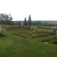 Photo taken at Hershey Gardens by Garret O. on 6/26/2013