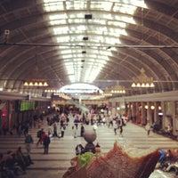 Photo taken at Stockholm Central Railway Station by Klas-Herman L. on 5/15/2013