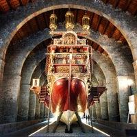 Foto tomada en Museu Marítim de Barcelona por Carlos Z. el 6/2/2013