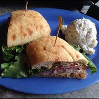 Photo taken at Cafe Rosalena by Ryan L. on 11/20/2012