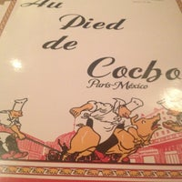 Photo taken at Au Pied de Cochon by Hills N. on 11/8/2012