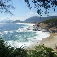 Photo taken at Praia do Sossego by Josende G. on 1/5/2013