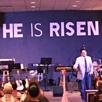 Photo taken at The Gathering Place Church by Kayla L. on 4/16/2017