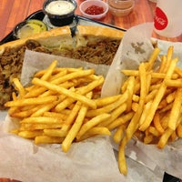 Photo taken at ForeFathers Gourmet Cheesesteaks & Fries by PA N. on 11/17/2013