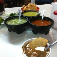 Photo taken at Tacos El Samuray by Diego L. on 3/9/2013