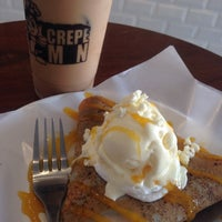 Photo taken at Crepeman Café by Jeh C. on 9/15/2017