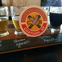 Photo taken at Chatham Brewing by Scooter C. on 1/14/2017