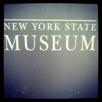 Photo taken at New York State Museum by Scooter C. on 10/13/2012
